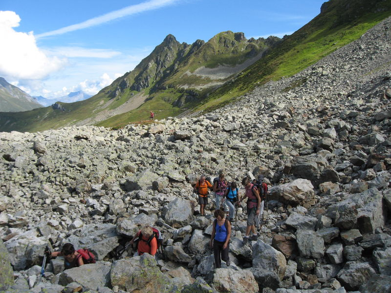 Gums annecy le col de la fen tre 2245m et rocher des for Col de la fenetre