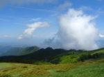 Proverbe drômois... Nuages qui remontent les falaises... bientôt un orage balaise