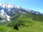 Le Alpages du Truc et les Dômes de Miage